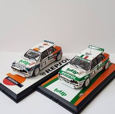 Lancia Delta, Rally, Modeling, Modeling Photography, Models
