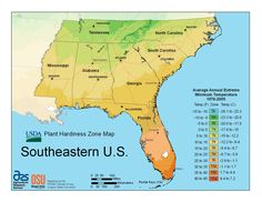 View Maps | USDA Plant Hardiness Zone Map
