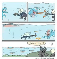 The Witcher doodles 302 by Ayej on DeviantArt The Witcher Game, The Witcher Geralt, The Witcher Books, Ciri, The Withcer, Most Popular Games, Drawing Quotes, Artwork Images, Dark Elf