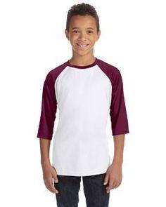 All Sport for Team 365 Youth Baseball Shirt Y3229