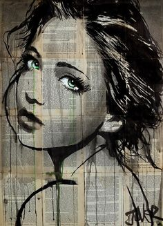 artist_loui_jover_creates_adorable_portraits_of_women_with_black_ink_on_newspapers_2016_13
