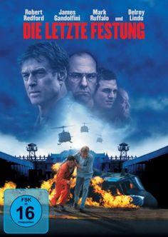 Die letzte Festung * IMDb Rating: 6,7 (38.560) * 2001 USA * Darsteller: Robert Redford, James Gandolfini, Mark Ruffalo,