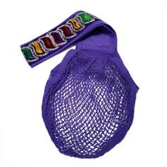 Eco friendly, rope bag, groscery and beach bag