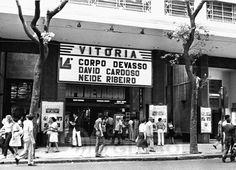 Cinema Vitória - Cinelândia - RJ
