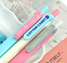 Mechanical Pencil - Cotton Candy 0.5mm Mechanical Pencils | CoolPencilCase.com