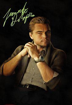 Leonardo DiCaprio - Poster