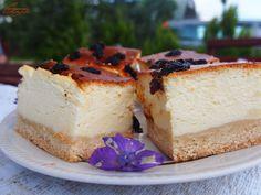 Cynamonowe szczescie: Puchaty sernik Cheesecakes, Baking, Cook, Recipes, Bakken, Recipies, Cheesecake, Ripped Recipes, Backen