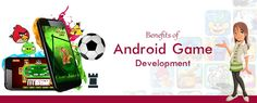 There is no doubt that Android Game Development is a deal that no company can ignore. Catch exclusive and robust Game Development and design's benefits to leverage the revenue of business on cyberspace.