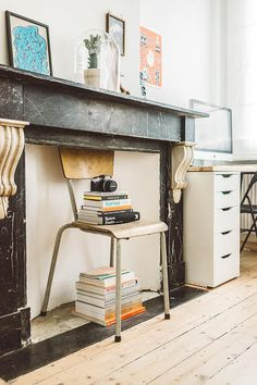 my scandinavian home: The relaxed Antwerp home of a creative duo