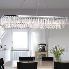 Crystal Chandeliers For Dining Room Inspiration Found It At Wayfair  4Light Kitchen Island Pendant  707 Front Inspiration