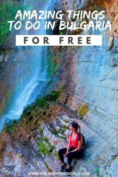 amazing things bulgaria free