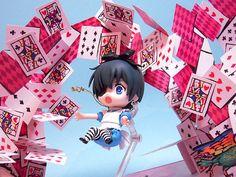 Alice's Evidence All Anime, Anime Art, Ghibli, Otaku, Black Butler Anime, Anime Figurines, Black Butler Kuroshitsuji, Figure Photography, Anime Merchandise