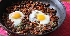 Recipe: Sweet Potato and Egg Breakfast Hash