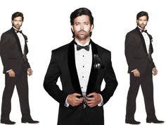 # Man Tuxedo White Dinner Suit, Dinner Jacket, Types Of Suits, Black Dinner, Man Wallpaper, Black Tie Affair, Tuxedo For Men, Hrithik Roshan, Well Dressed Men