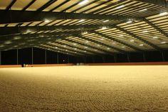 Designer Builders - Aiken SC - Stable View - Riding Arena