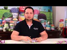 Crochetando com EuroRoma e Marcelo Nunes - Centro de Mesa - YouTube