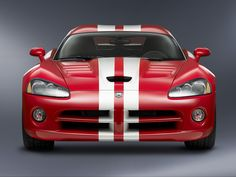 2008 Dodge Viper Srt10 Coupe Front