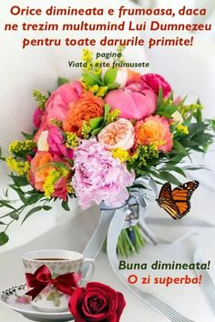 Bu Good Morning, Table Decorations, Motto, Gift, Beauty, Bicycle Decor, Good Day Quotes, Be Nice, Bom Dia