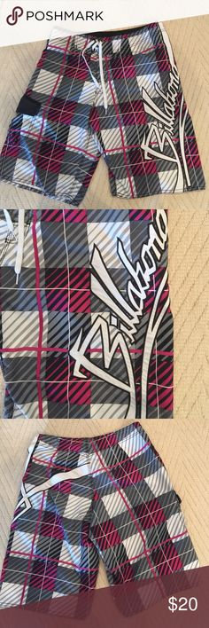 Billabong Board Shorts In excellent condition Billabong Swim Board Shorts