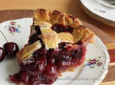 Scientifically Sweet: Sweet Cherry Pie    Best pie ever!