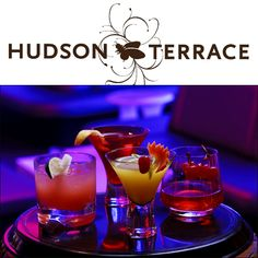 $5 for Admission to Hudson Terrace Plus One Specialty Cocktail
