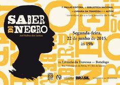Saber do negro de Joel Rufino dos Santos | Poesia na alma
