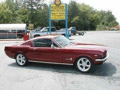66' Fastback GT