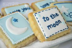 Hostess with the Mostess® - Love You to the Moon & Back Baby Shower