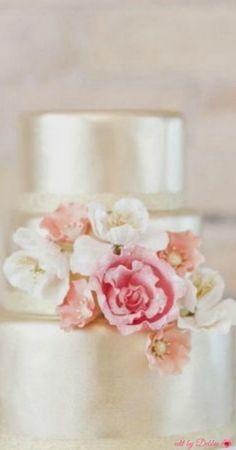 Elegant Cake ~ Debbie ❤