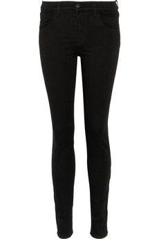 J Brand Maria Power Stretch high-rise skinny jeans | NET-A-PORTER