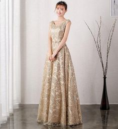 BANVASAC 2018 A Line O Kaulanauha Long Iltapuvut Eleganteja Lace Party Crystal Sash Avoimet Prom Prom Dresses Embroidery Dress, Beaded Embroidery, Prom Dresses, Formal Dresses, Sash, Special Occasion, Crystals, Party, Fashion