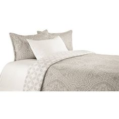 New Lammers Cotton Reversible Quilt Set by August Grove Bedding Sale. offers on top store King Quilt Bedding, Grey Comforter, King Size Quilt, Ruffle Bedding, Comforter Sets, California King Quilts, Maya, Daybed Sets, Gris Taupe