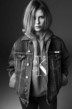 Kate Moss's sister Lottie is in a Calvin Klein campaign - Vogue Australia