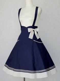 Classic Lolita/Sailor Lolita || Victorian Maiden Skirt