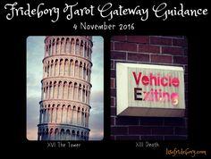 Frideborg Tarot Gateway Guidance 4 November