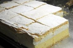 Bled cream cake recipe | home
