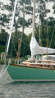 This is my future sail boat. What a dream it would be to sail this beauty