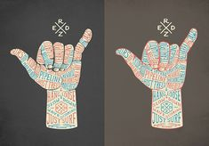 Hand drawing t-shirt design for REDZ SURFBOARDS on Behance New Outfits, How To Draw Hands, Shirt Designs, Surfboards, Rip Curl, Drawings, T Shirt, Behance, Supreme T Shirt