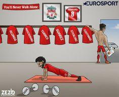 Fc Liverpool, Liverpool Football Club, Fifa Soccer, Muhammed Salah, Mo Salah, Football Memes, Cairo, Alexandria, Like4like