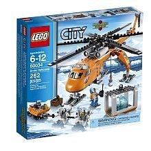 LEGO City - Arctic Helicrane (60034)