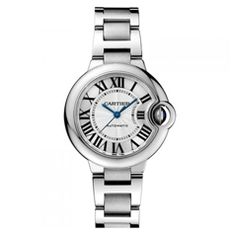 Reis-Nichols Jewelers : Cartier 33mm Ballon Bleu Watch