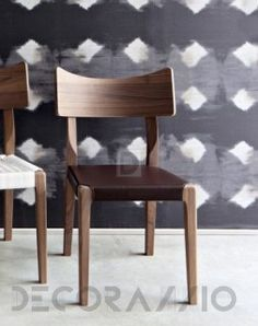 #wooden #woodworking #eco #furniture #design #interiorстул без подлокотников Gervasoni Sweet, 21C