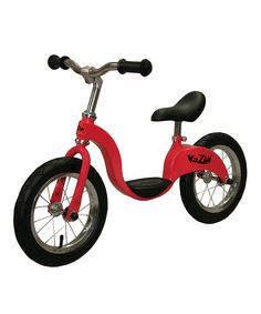 Loving this Pink Balance Bicycle on #zulily! #zulilyfinds