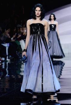 Best Looks from the Paris Haute Couture Spring-Summer 2016 Season | Giorgio Armani Prive