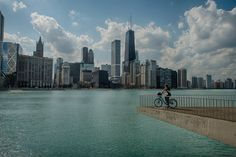 Chicago from Olive Park [OC] (6014x4013)