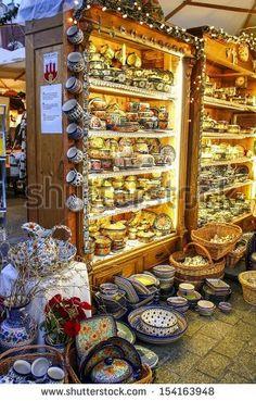 Krakow, Poland Medieval Christmas Market