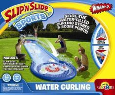 Wham-O Water Curling by Wham-O. $24.72