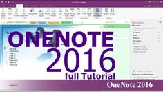 Topics Education OneNote 2016 Essential Training: - Send content and image display to Van Note - Copying and pasting content - Video. - File attachments - Formatting text - Linking and tagging notes - Search on a notepad - The use of templates - Build Tables - Convert handwriting to typed - Interact with Outlook - Sharing notebooks - And more........