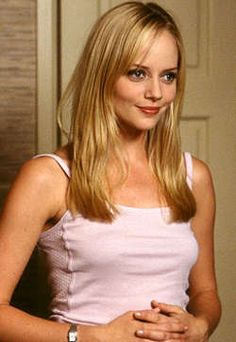 Late 90's and early 2000's movie start Marley Shelton starring in movies such as Valentine, Sugar & Spice, Pleasantville and Trojan War.