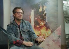 Aaron Young : Artiste contemporain au bord du burn out